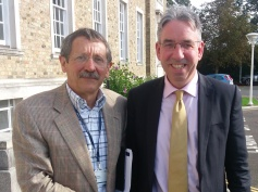 JDJ with Duncan Selbie, Chief Exec pf Public Health England