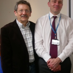JDJ with Roland Sinker, CEO at Addenbrooke's