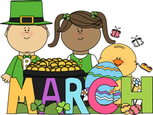month-of-march-holidays
